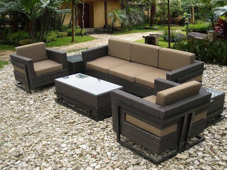 Awesome Best 25+ Rattan Furniture Set Ideas On Pinterest Wicker Patio   Home Garden  Furniture