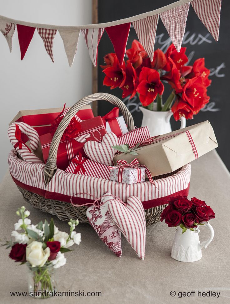 Christmas giving by stylist Sandra Kaminski taken from the pages of Christmas At Home.