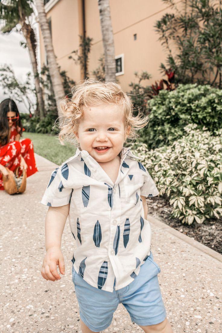Praias Turcas e Caicos: o destino final da família – Olivia Jeanette kid st …   – Baby + Toddler Summer Outfits