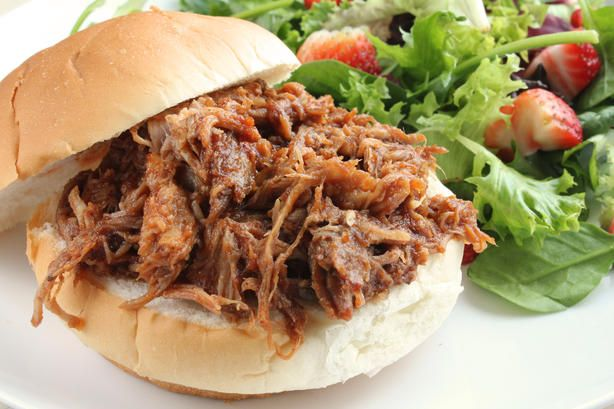 #2: Slow-Cooker Pulled Pork