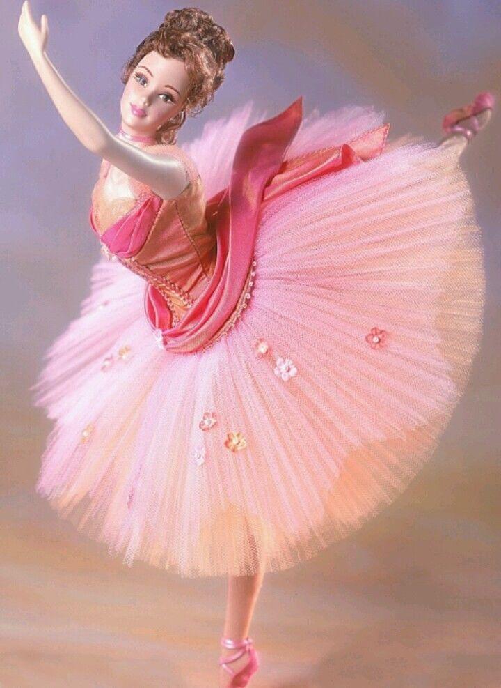 17 best images about balerine doll on pinterest ballet - Barbie ballerine ...