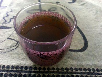 Esta mañana el cierzo me invitó a tomar un té rojo con jengibre. En el blog os cuento por qué.