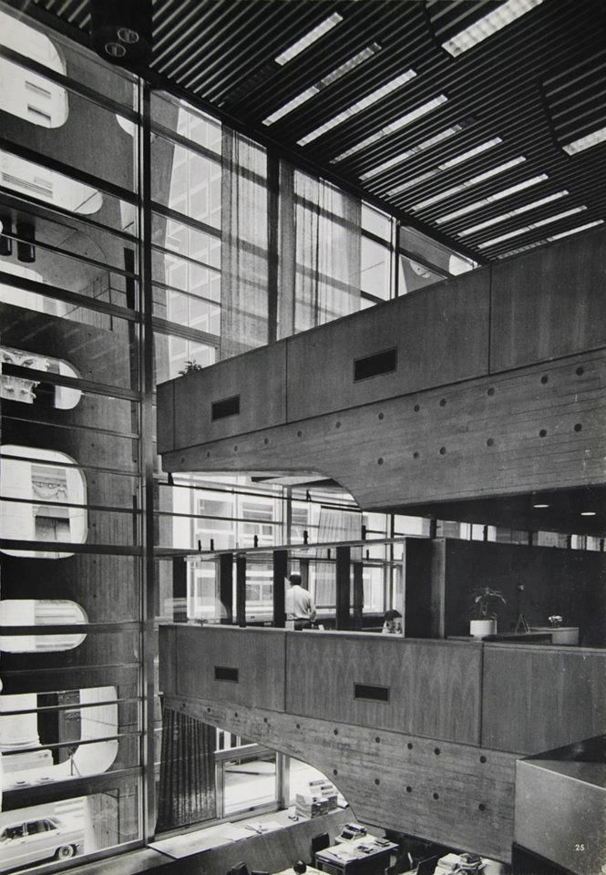 Bank of London and South America | Buenos Aires, Argentina | Architect Clorindo Testa w/ SEPRA