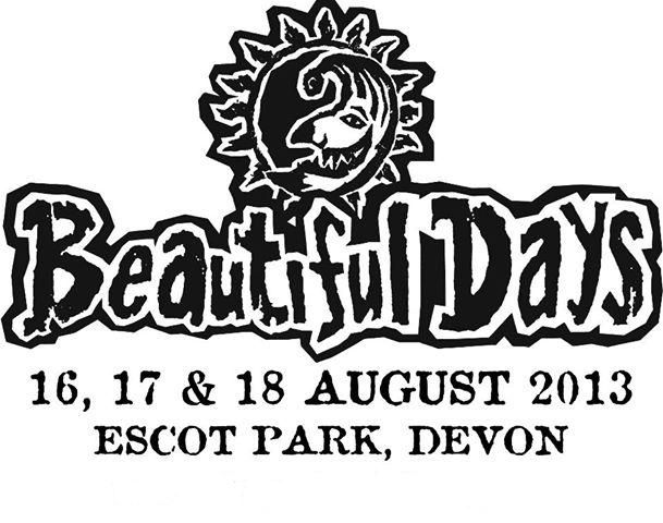 Be a part of the Excitement on this year's 11th Beautiful Days Festival, Devon