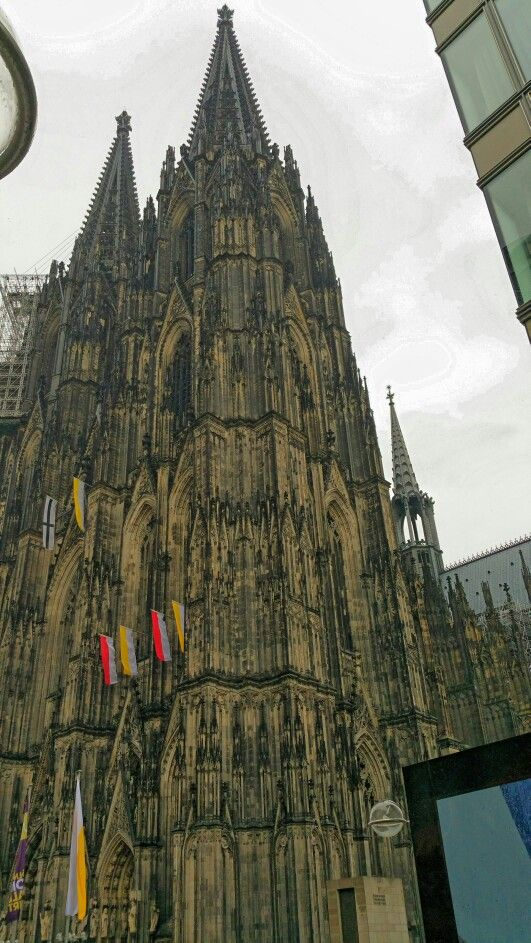 The Dom ...Cologne Cathedral