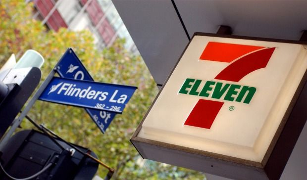 """""""Panicking"""" 7-Eleven Australia has launched a wide-scale independent review of wage abuse in its outlets and will cash out store owners as it scrambles to deal with explosive revelations that its stores are using sweatshop labour."""