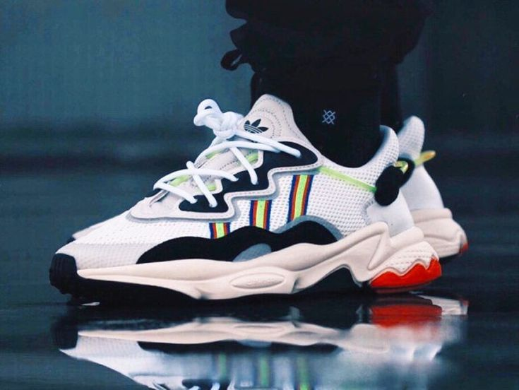 Ozweego Adidas Ozweego Adidas | Chaussure homme mode, Chaussure ...