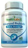 #1 Advanced Probiotic Added Strength Supplement for a Wholesome Immune Technique, Restores Great Bacteria, Relieves Leaky Gut, Nausea, Indigestion, Irritable Bowel Syndrome - Supports Your Immune Method, for Ladies, Men and Youngsters, 60 Caps - one hundred% Potent Formula - http://www.qualitylossweight.com/weight-loss-diets/1-advanced-probiotic-added-strength-supplement-for-a-wholesome-immune-technique-restores-great-bacteria-relieves-leaky-gut-nausea-indigestion-irritable-b