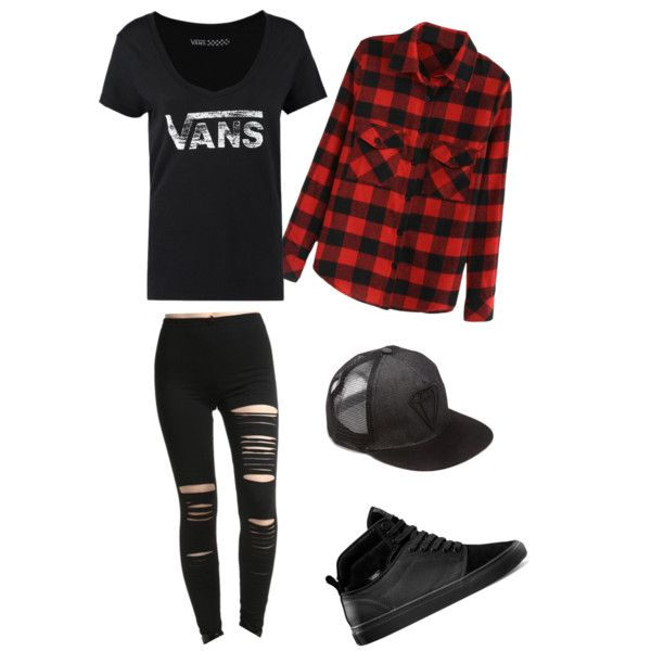 Vans outfit