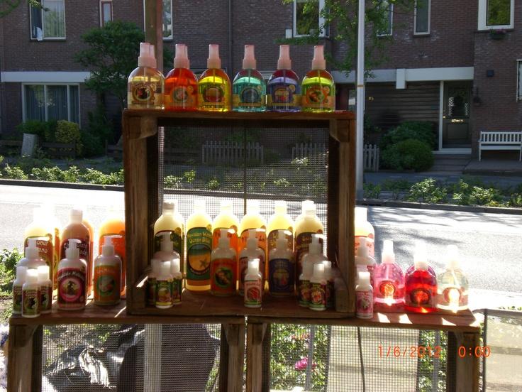 Bubble Shack douche en bad producten, aan te bevelen voor mensen met huid problemen!