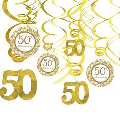 50th wedding anniversary decorations pinterest