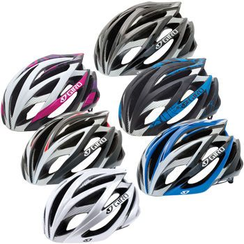 Giro Ionos helmet - light, vented and strong  http://ow.ly/8WXjY