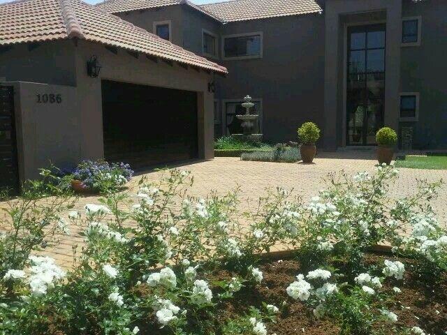 Landscaping Golf estate Centurion