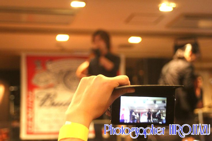Camera in the camera/カメラの中のカメラ
