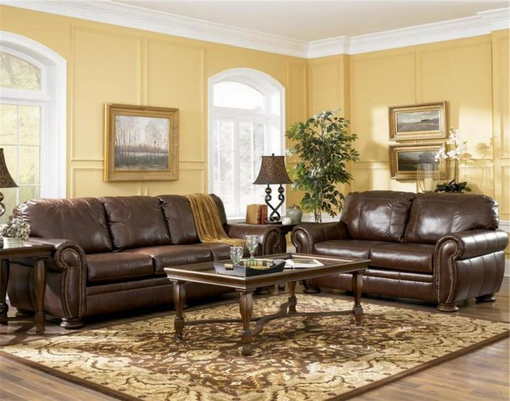Best 25 brown leather furniture ideas on pinterest - Living room color ideas with brown furniture ...