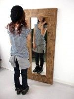 【吊り鏡】モザイク古木ミラー・エリュー【YC】 | ミラー・鏡,吊り鏡 | | ブームスオンラインショップ
