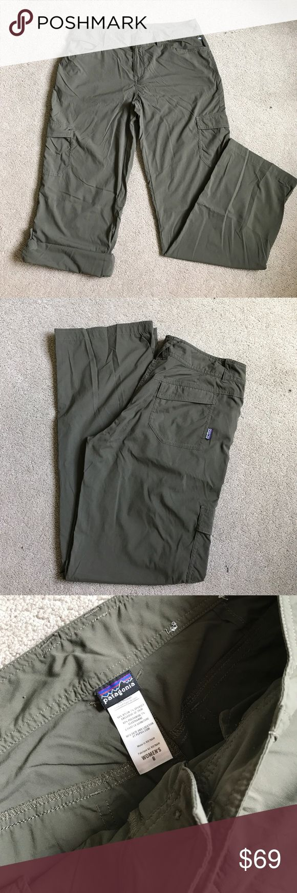 Patagonia Pants & Short Size 8 Excellent Condition 😍 NO TRADE 🚫 No model 💃🏻 Patagonia Pants