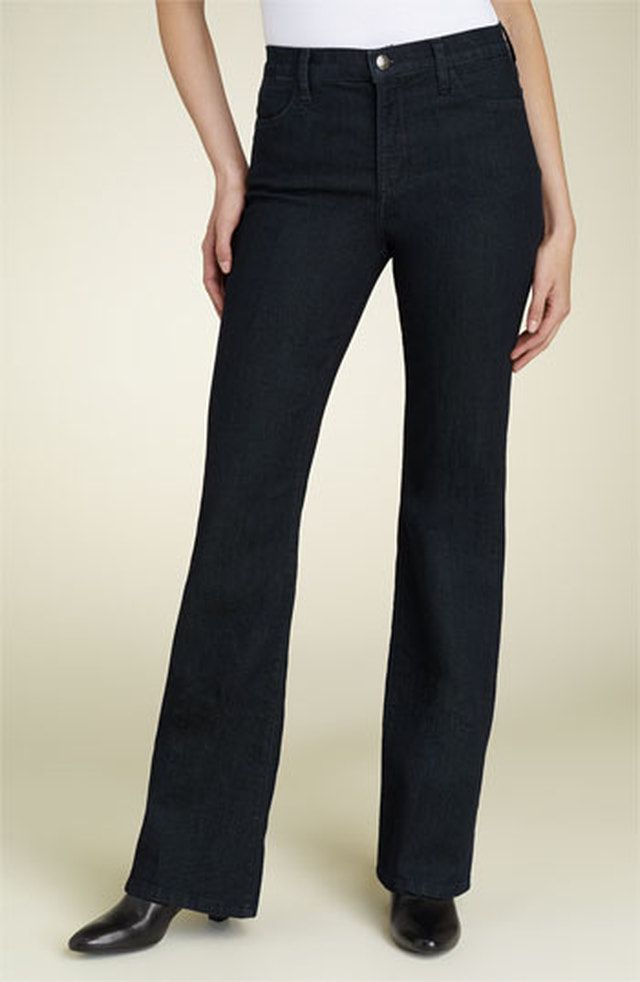 Jeans - Top Jeans Styles for Petites: Jeans for Short Women Over 40