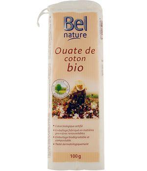 Bel Nature Coton hydrophile bio Zig Zag 100g #bio #cosmetique #coton
