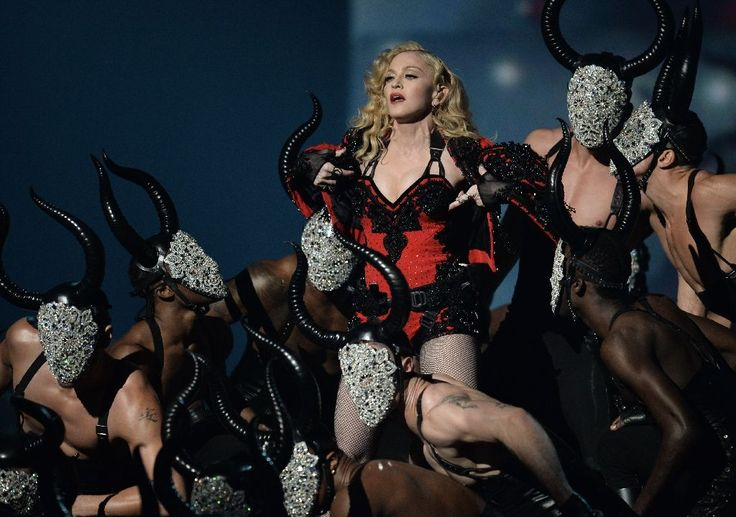 #UPDATE: #Madonna #angered by unauthorized biopic...