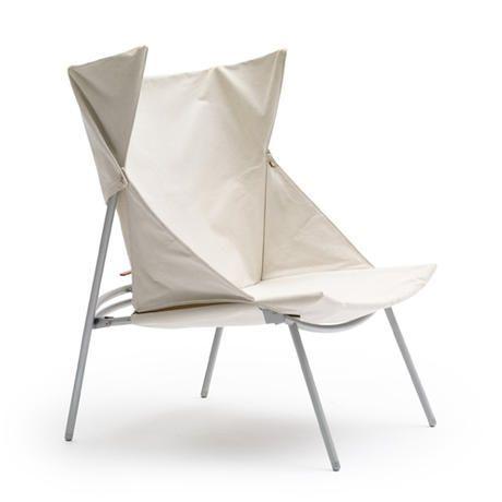 Africa - Campeggi - folding armchair - Vico Magistretti: