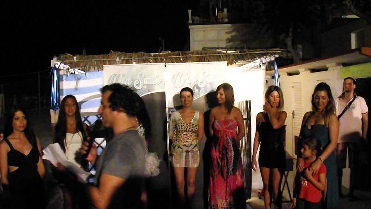Premiazione Prima Tappa di Rimini MIss CooL giugno 2014 Parte II°