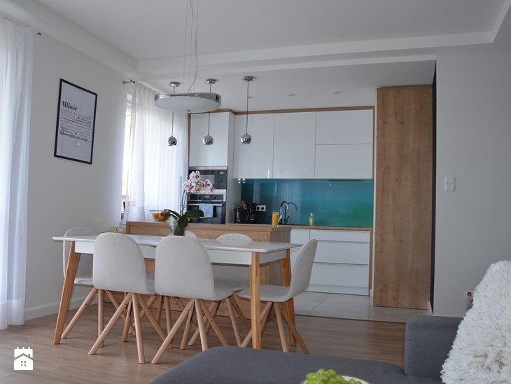Mieszkanie w Iławie - Kuchnia, styl nowoczesny - zdjęcie od Studio Projekt