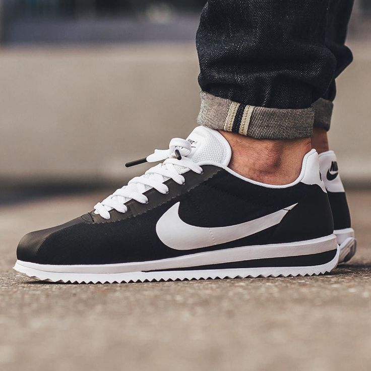 ONLINE NOW! Nike Cortez Ultra - Black/White  available in-store and online @titoloshop Berne | Zurich by titoloshop