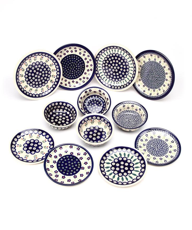 132 best Dinnerware: Polka Dots images on Pinterest ...