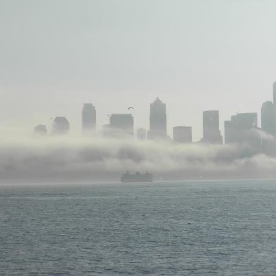 Downtown Seattle.: Cities, Downtown Seattle