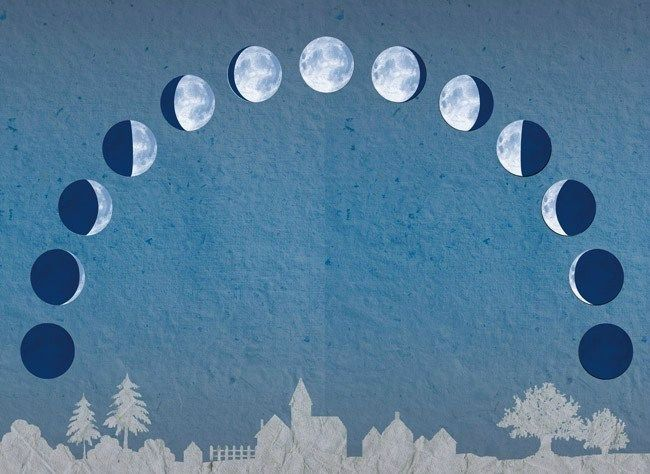 cycle lunaire et femme   de la lune du fait de couper selon un calendrier lunaire voici donc ...