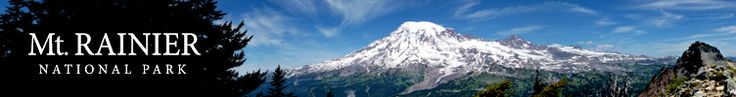 Mt Raininer is open all winter - it would be an awesome place to snowshoe and stay overnight this winter!