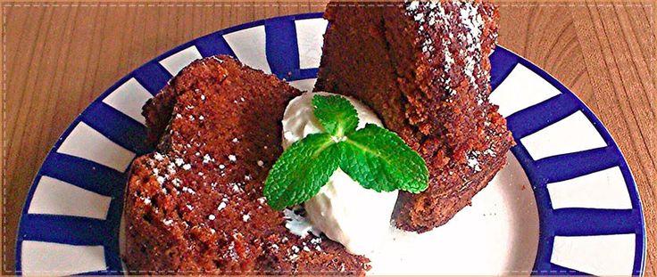 Si estás pensando en merendar... mira nuestra receta de Bundt Cake de Zanahoria. #recetas #bundtcake #nutrición #cocina