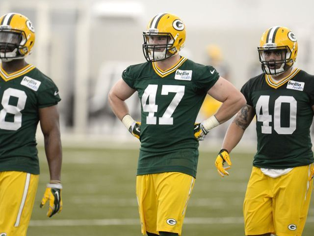 Packers' roster skews young, again