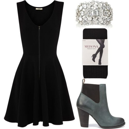 Date outfit for drinks