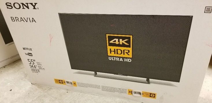 "US-Deals TV Sony 55"" LED 2160p Smart 4K Ultra HD TV / XBR55X800E: $398.00 End Date: Wednesday Apr-4-2018 14:10:54 PDT Buy It Now…%#USDeals%"