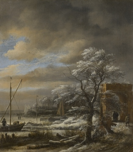 Landscape Of Atlanta: 12 Best Landscapes In 17th Century European Painting