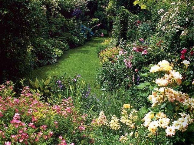 Jardin Anglais Lesrevesdusimorgh