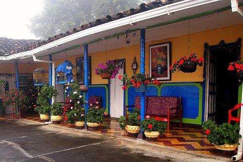 Colombia - Casa Campesina, Antioquia.