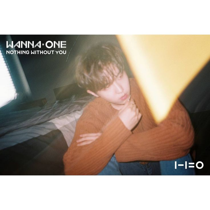 "Wanna One | 2nd Album Photo #김재환 Wanna One ""1-1=0 (NOTHING WITHOUT YOU)"" 2017.11.13 Album Release!"