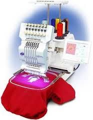 If you want to make wonderful embroidery on your cushion covers and bed sheets, then the happy embroidery machine available at Pembertons is just perfect for you. Bring it home to enhance your stitchery projects.
