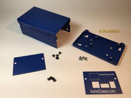 Amazon.com: duinoCase-ADK - Quality Metal Enclosure for Arduino MEGA ADK: Computers & Accessories