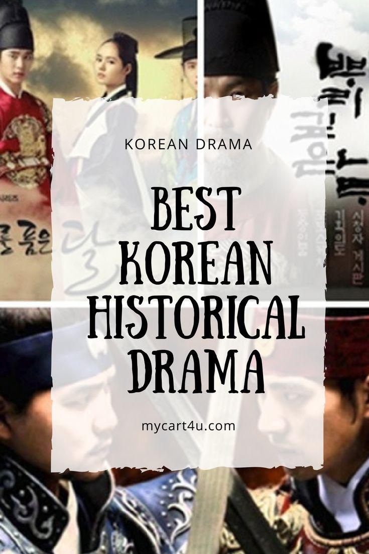 Best Korean Historical Saeguk Drama Television