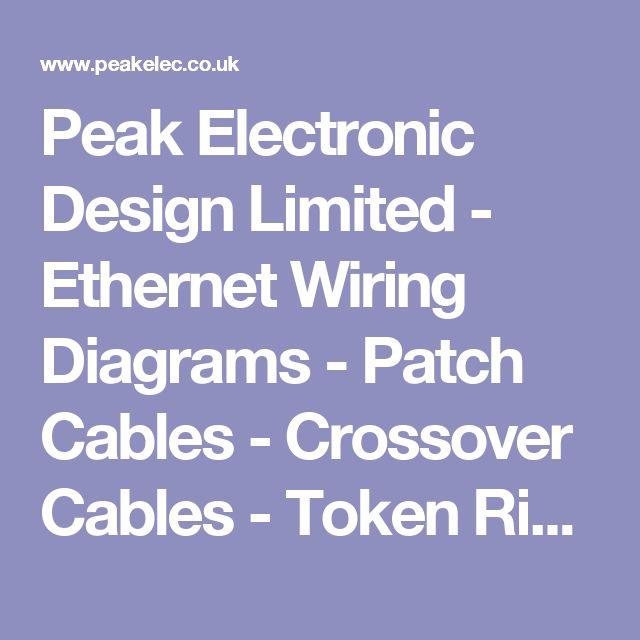 9d9c546188137fcb0d1603d1ce7bc739 ethernet wiring crossover 25 unique ethernet wiring ideas on pinterest cable internet  at n-0.co