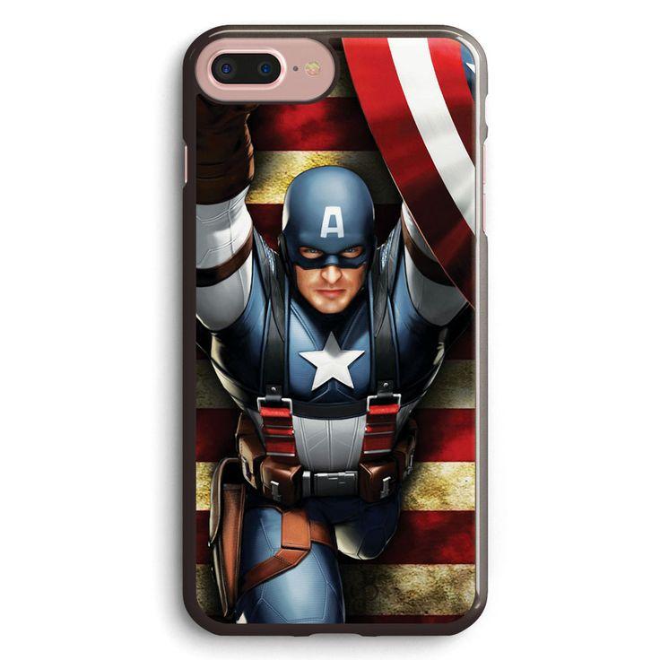 Captain America 2 Apple iPhone 7 Plus Case Cover ISVA843
