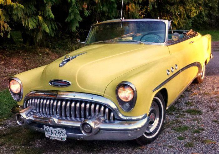 1953 Buick Special Convertible@SUNTRUP BUICK GMC 4200 N SERVICE ROAD ST PETERS, MO 63376 (636)939-0800 WWW.SUNTRUPBUICKGMC.COM - RACHEL WILCOX