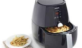 Fry your snacks without using oil with the best air fryer.