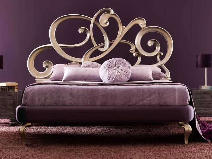 UPHOLSTERED LEATHER DOUBLE BED VIOLA SOFT BY CORTEZARI