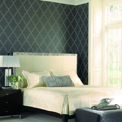 10 Bold Wallpaper Designs Perfect For Creating An Accent Wall In The Bedroom