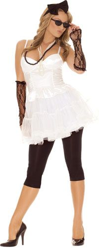 Sexy Rock Star Costume Price: $61.59